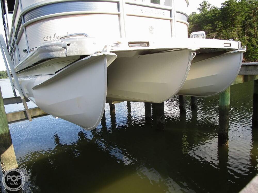 2007 Premier Pontoons boat for sale, model of the boat is Legend 225 PTX & Image # 14 of 41
