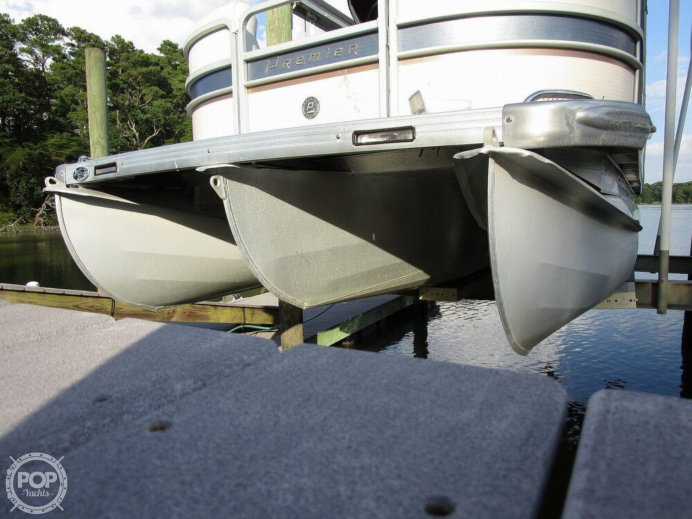 2007 Premier Pontoons boat for sale, model of the boat is Legend 225 PTX & Image # 16 of 41
