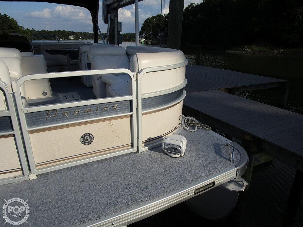 2007 Premier Pontoons boat for sale, model of the boat is Legend 225 PTX & Image # 17 of 41