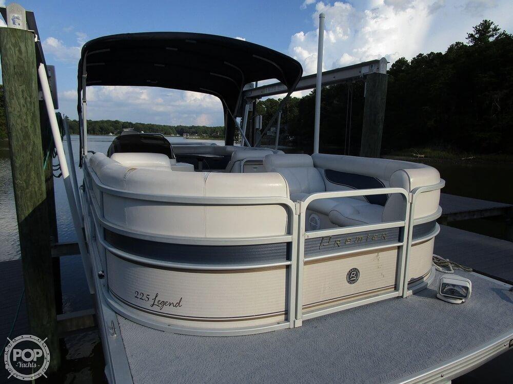 2007 Premier Pontoons boat for sale, model of the boat is Legend 225 PTX & Image # 18 of 41