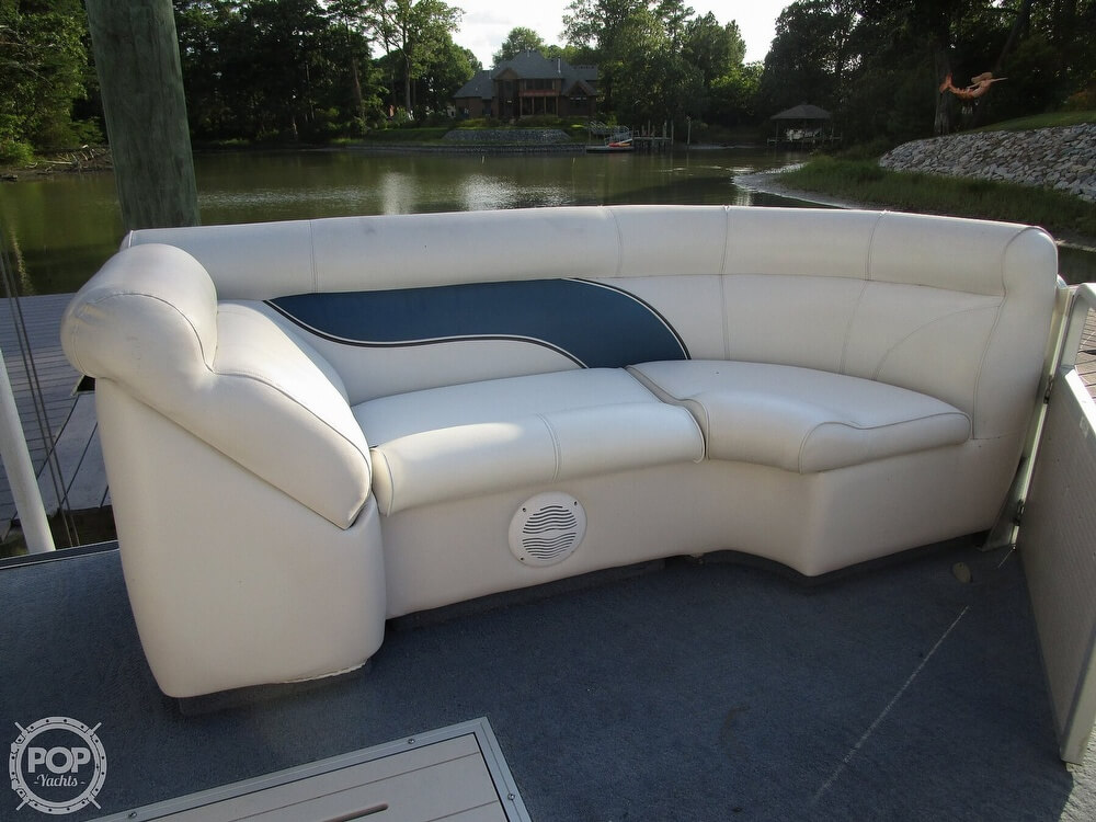 2007 Premier Pontoons boat for sale, model of the boat is Legend 225 PTX & Image # 34 of 41