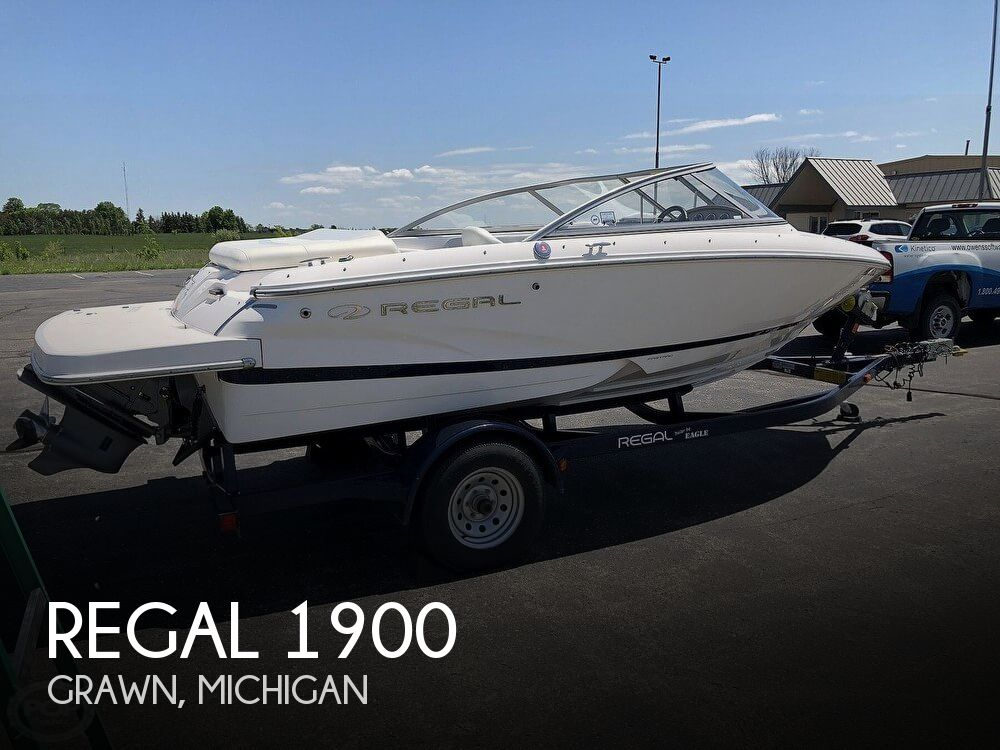 Used Regal 19 Boats For Sale by owner | 2014 Regal 19