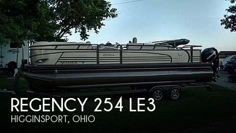 Used Boats For Sale in Lexington, Kentucky by owner | 2015 Regency 27