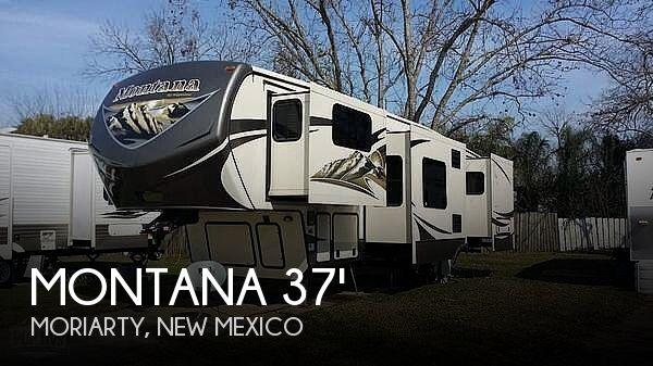 2014 Keystone Montana 38