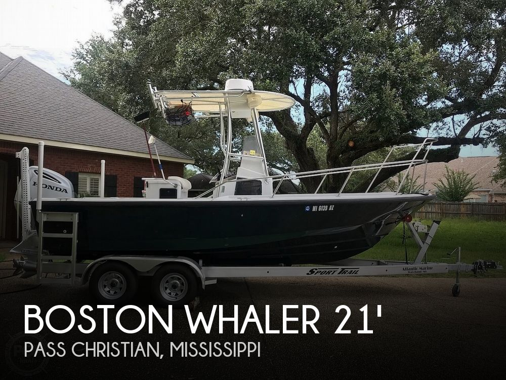 Used Boston Whaler 21 Boats For Sale by owner | 1995 Boston Whaler 21 Outrage
