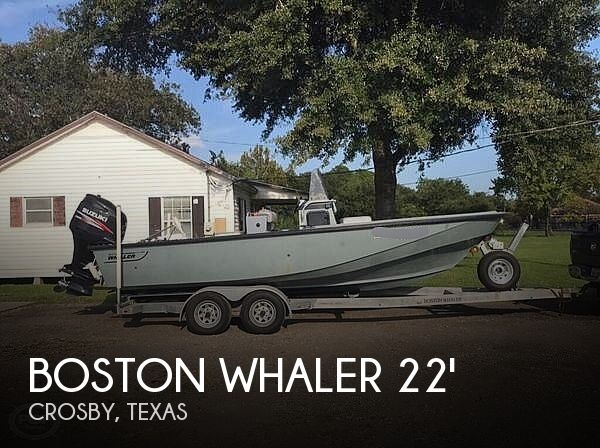 Used Boston Whaler Boats For Sale in Texas by owner | 1990 Boston Whaler 22