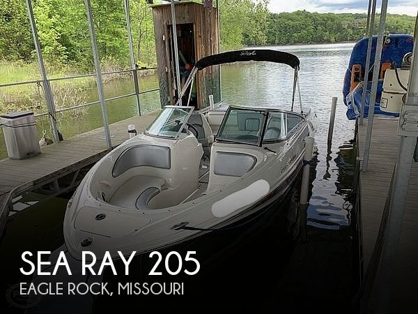 Used Ski Boats For Sale in Springfield, Missouri by owner | 2008 Sea Ray 21