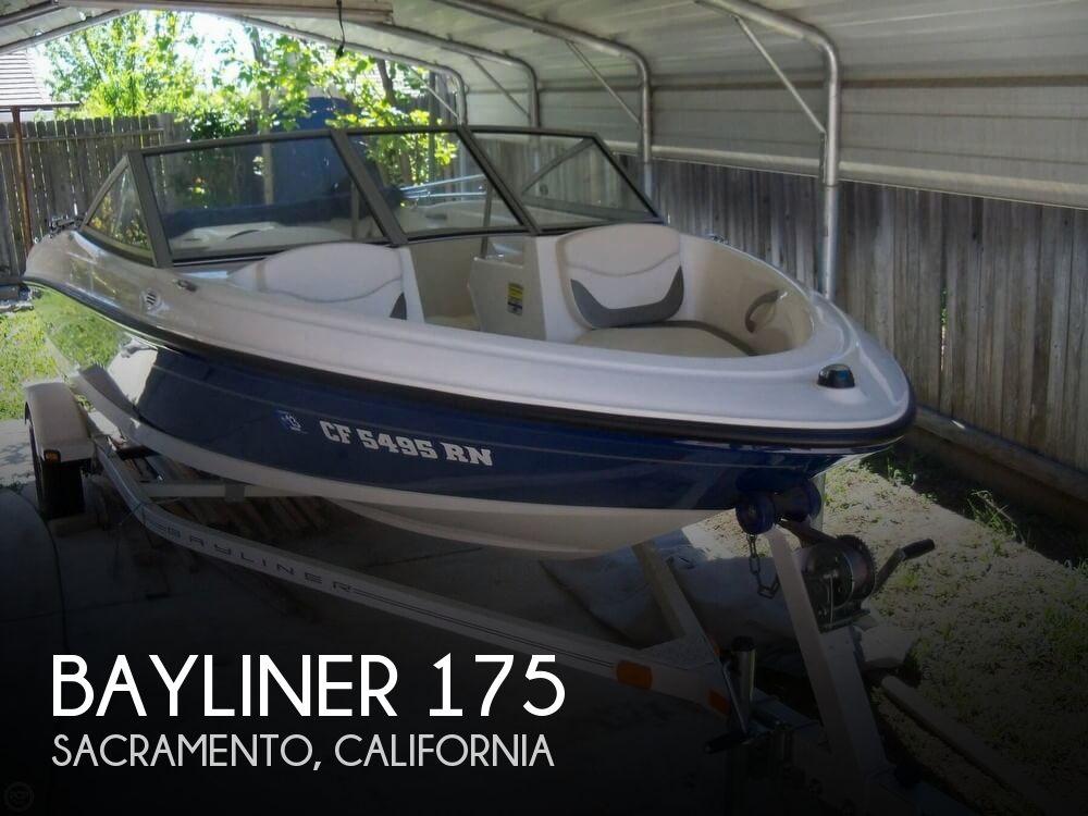 Used Bayliner Boats For Sale in Sacramento, California by owner   2008 Bayliner 17