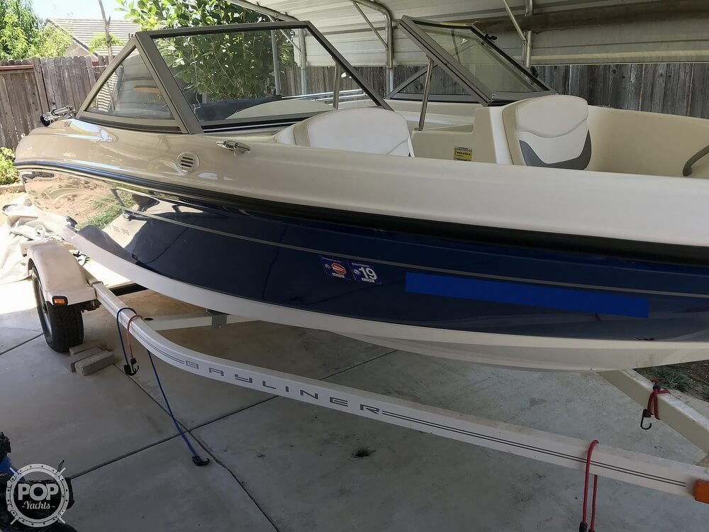 2008 Bayliner boat for sale, model of the boat is 175 Bowrider & Image # 2 of 41