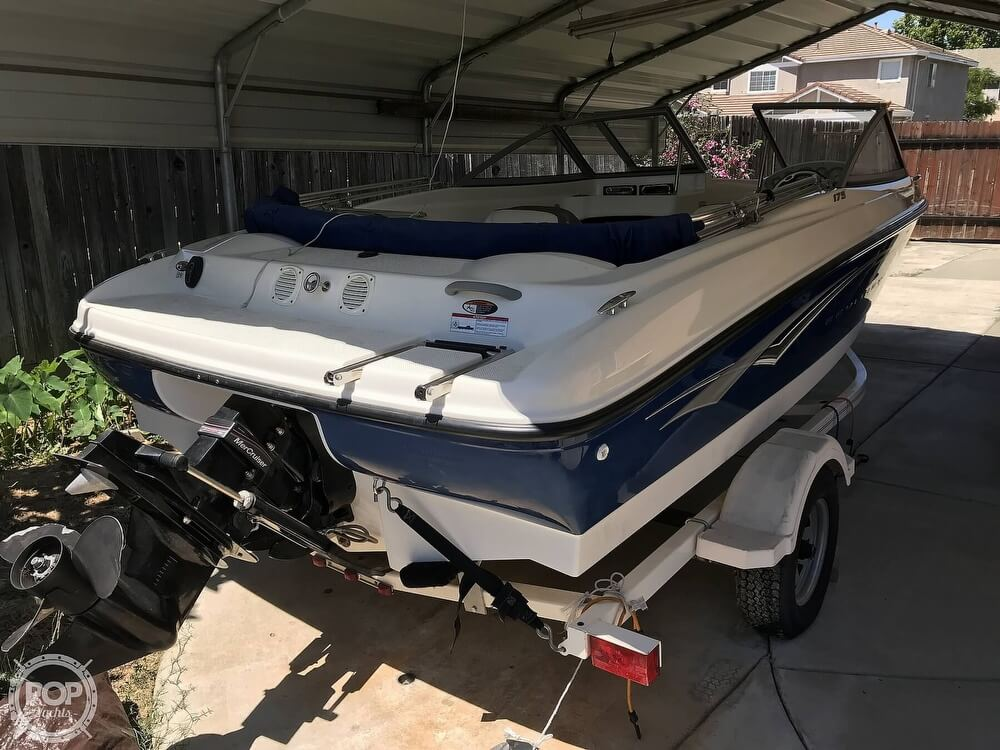 2008 Bayliner boat for sale, model of the boat is 175 Bowrider & Image # 9 of 41