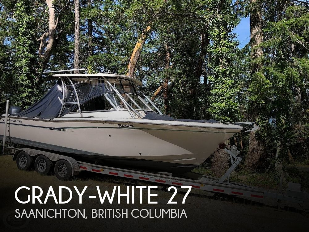 Used Grady-White Boats For Sale by owner   2014 Grady-White 27