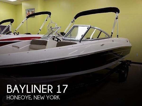2014 Bayliner 17