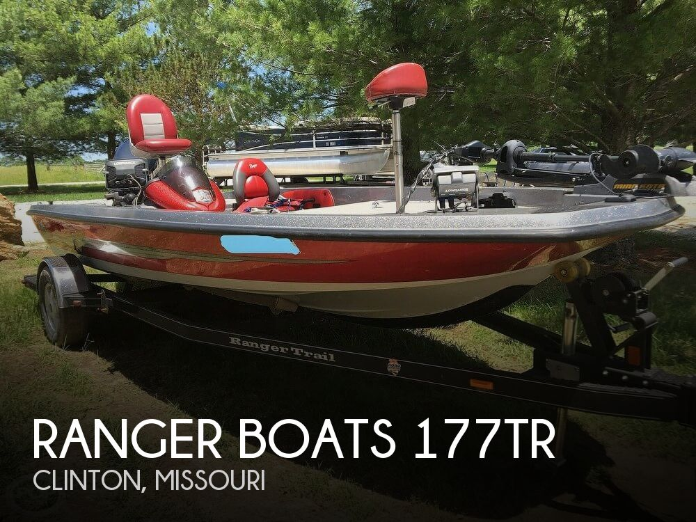 2009 Ranger Boats boat for sale, model of the boat is 177TR & Image # 1 of 41