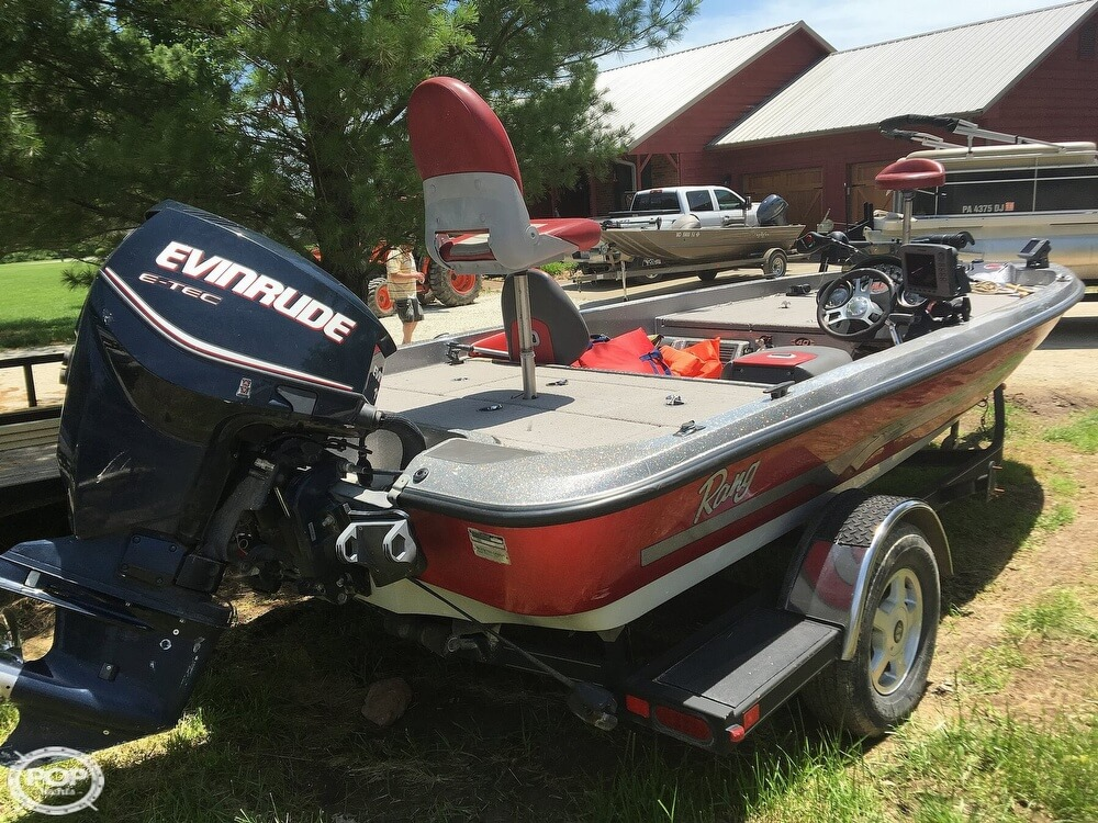 2009 Ranger Boats boat for sale, model of the boat is 177TR & Image # 3 of 41