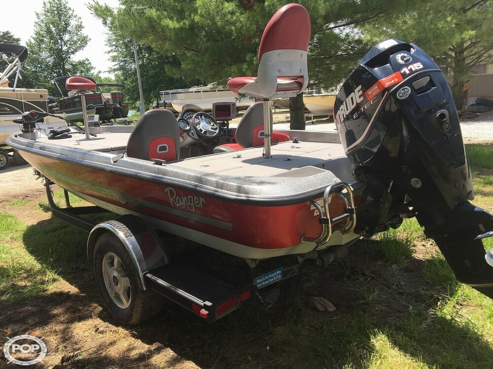 2009 Ranger Boats boat for sale, model of the boat is 177TR & Image # 4 of 41