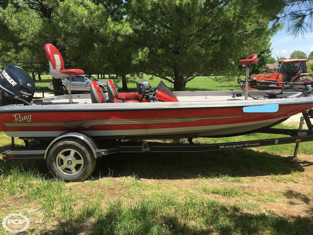 2009 Ranger Boats boat for sale, model of the boat is 177TR & Image # 17 of 41