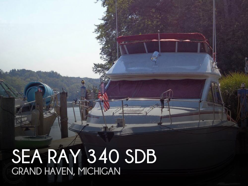 1989 SEA RAY 340 SDB for sale