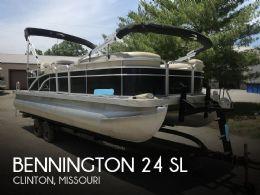 2012 Bennington 24 SL