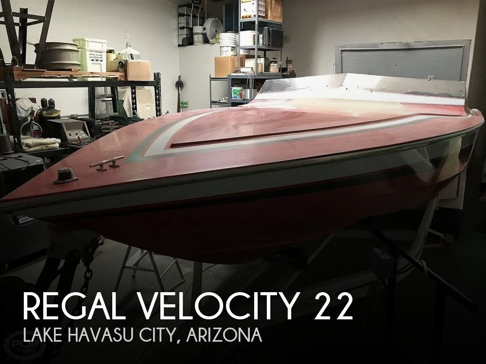 Used Regal 22 Boats For Sale by owner | 1987 Regal 22