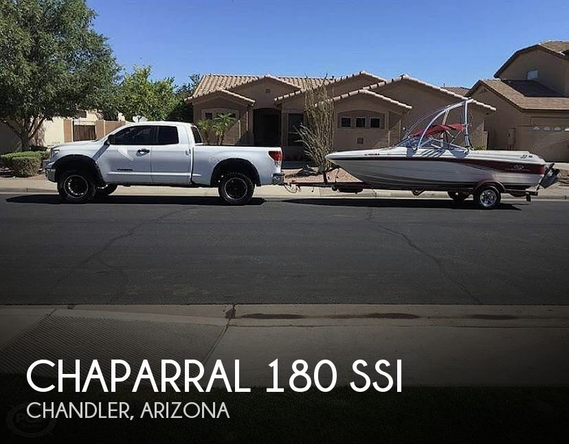 Used Chaparral 18 Boats For Sale by owner | 2005 Chaparral 18
