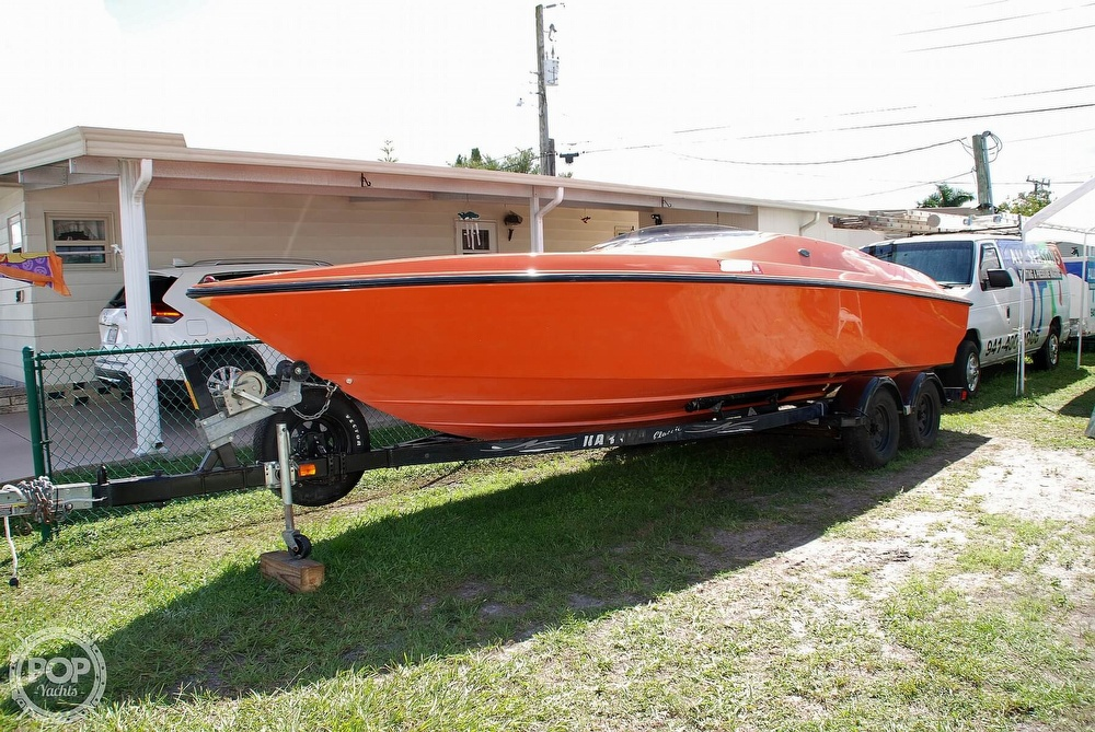 1997 Scarab boat for sale, model of the boat is 23 SCS & Image # 11 of 41