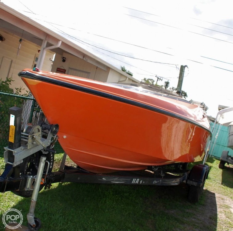 1997 Scarab boat for sale, model of the boat is 23 SCS & Image # 12 of 41