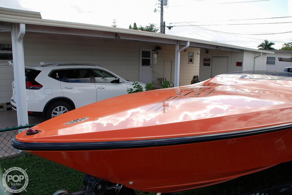 1997 Scarab boat for sale, model of the boat is 23 SCS & Image # 5 of 41