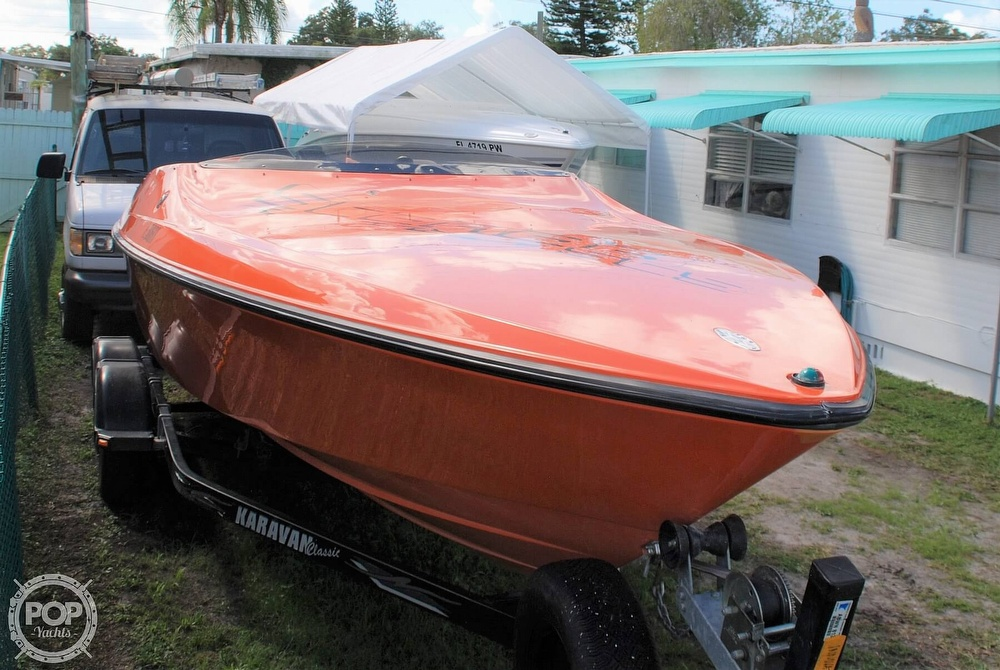 1997 Scarab boat for sale, model of the boat is 23 SCS & Image # 7 of 41