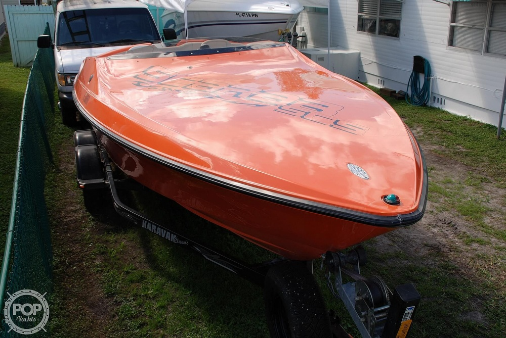 1997 Scarab boat for sale, model of the boat is 23 SCS & Image # 8 of 41