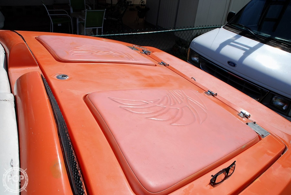 1997 Scarab boat for sale, model of the boat is 23 SCS & Image # 10 of 41