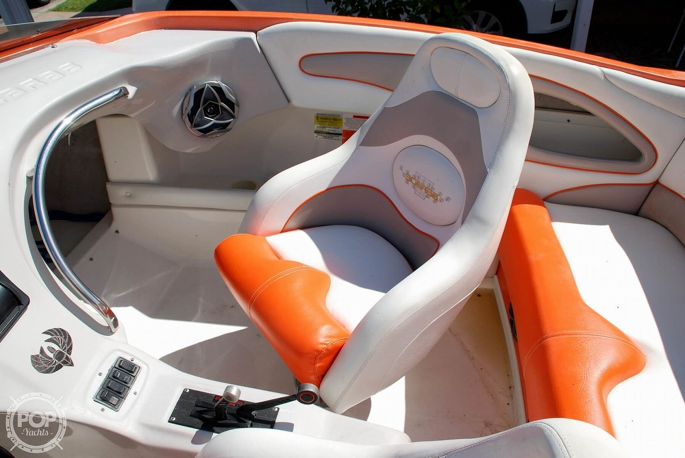1997 Scarab boat for sale, model of the boat is 23 SCS & Image # 22 of 41