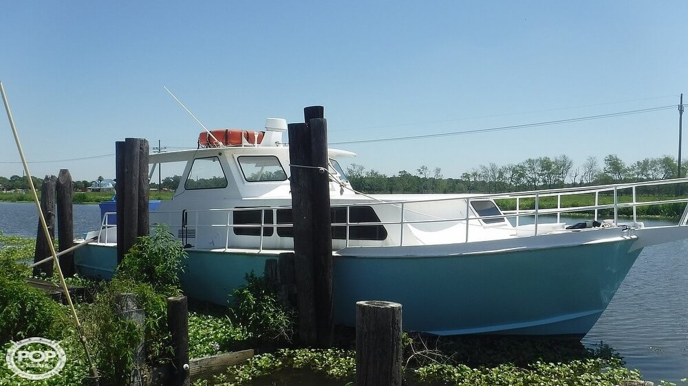 1977 Custom boat for sale, model of the boat is 44 & Image # 3 of 41