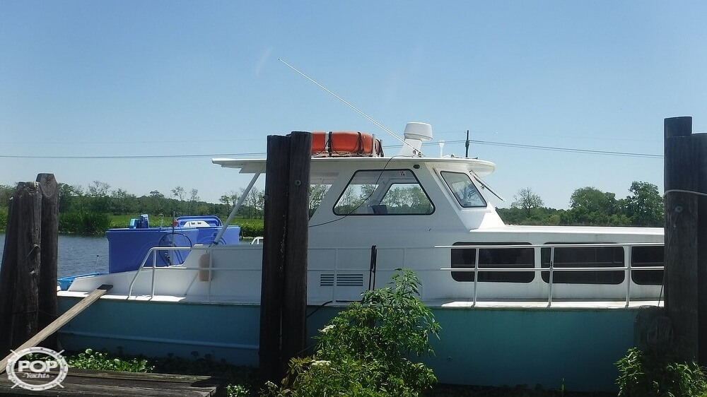 1977 Custom boat for sale, model of the boat is 44 & Image # 5 of 41