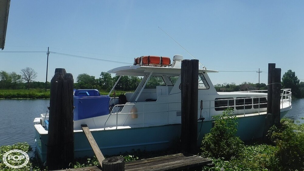 1977 Custom boat for sale, model of the boat is 44 & Image # 6 of 41