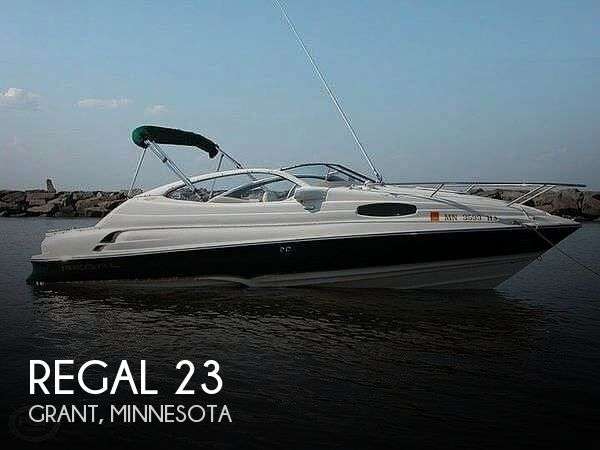 Used Regal 23 Boats For Sale by owner | 1997 Regal 23