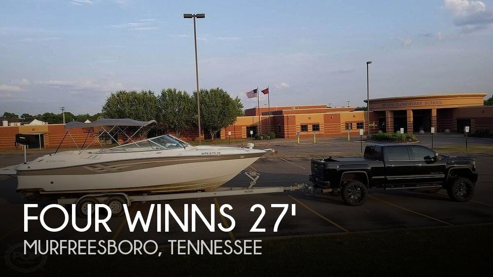 Used Four Winns 27 Boats For Sale by owner   2001 Four Winns 27