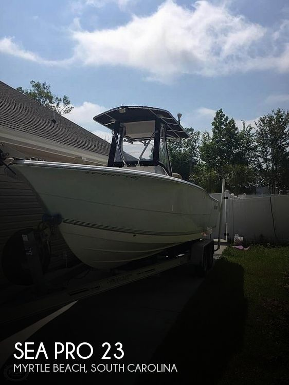 Used Sea Pro Boats For Sale by owner | 2006 Sea Pro 23