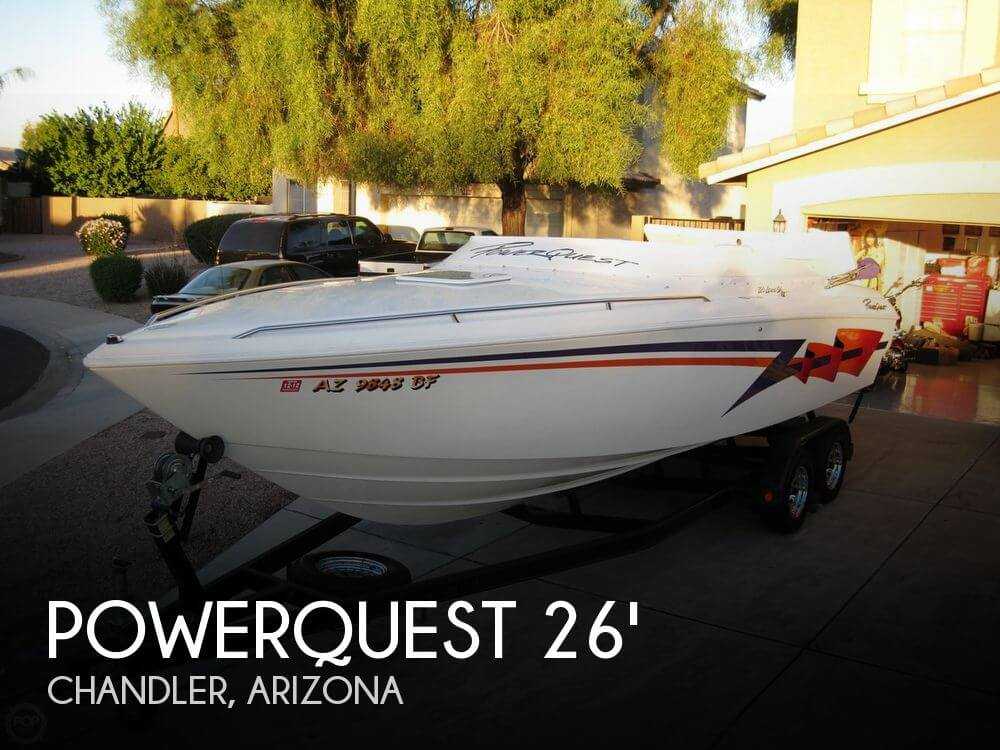 2002 POWERQUEST 260 LEGEND SX for sale