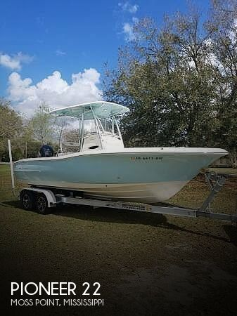 Used Pioneer Boats For Sale by owner | 2014 Pioneer 22