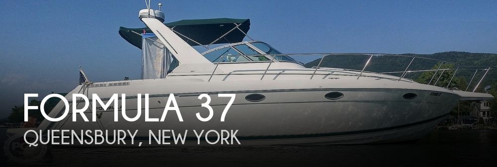Used Boats For Sale in Albany, New York by owner | 1999 Formula 37