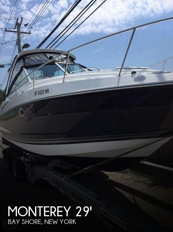Used Monterey Boats For Sale by owner | 2018 Monterey 29