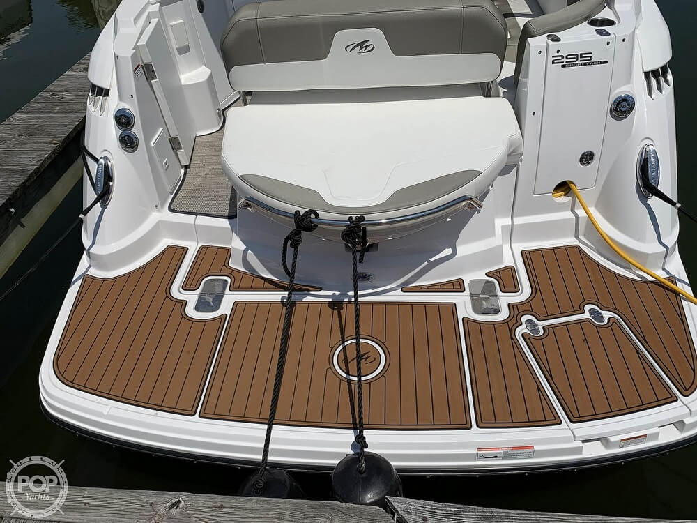 2018 Monterey boat for sale, model of the boat is 295 Sport Yacht SY & Image # 5 of 40