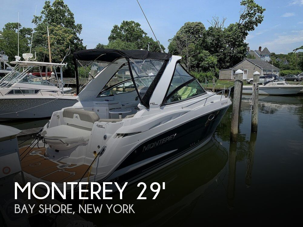 2018 Monterey boat for sale, model of the boat is 295 Sport Yacht SY & Image # 1 of 40