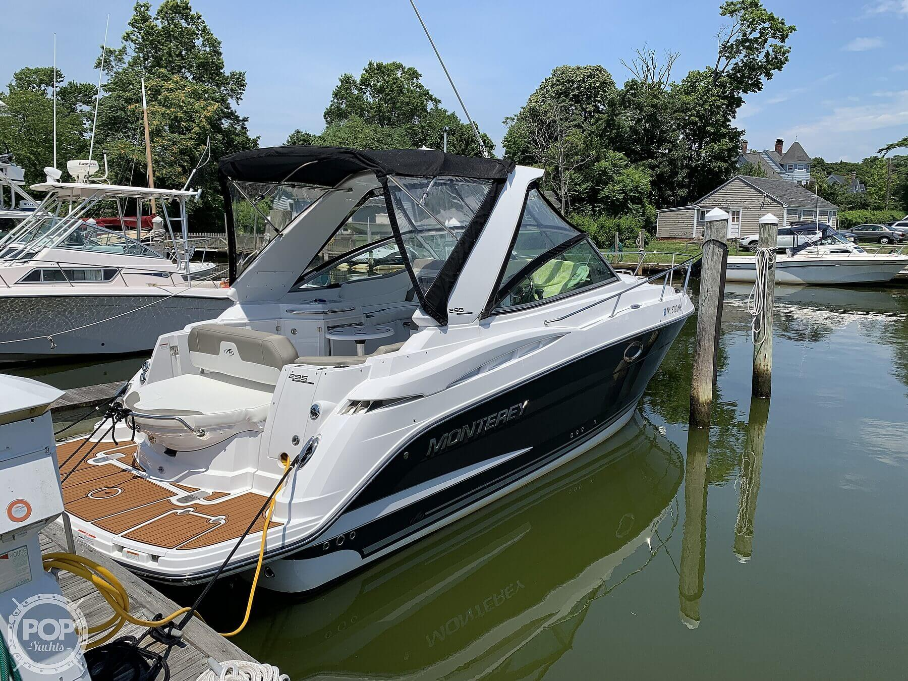 2018 Monterey 295 Sport Yacht SY For Sale