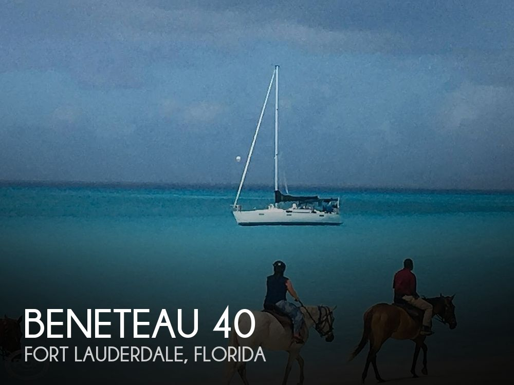 Used Beneteau Sailboats For Sale in Florida by owner | 1991 Beneteau 40