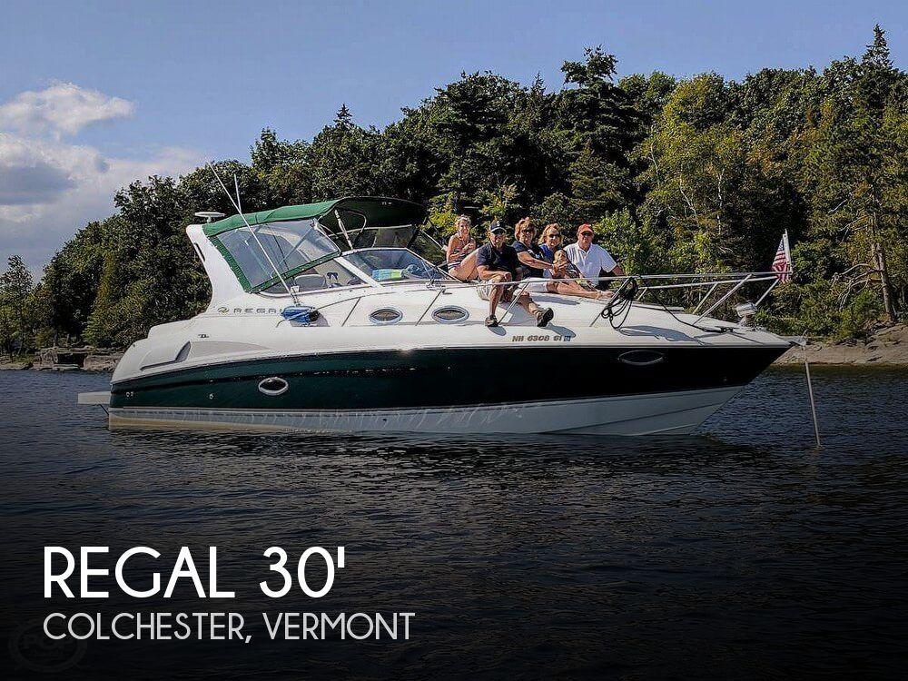 Used Regal 30 Boats For Sale by owner | 2003 Regal 30