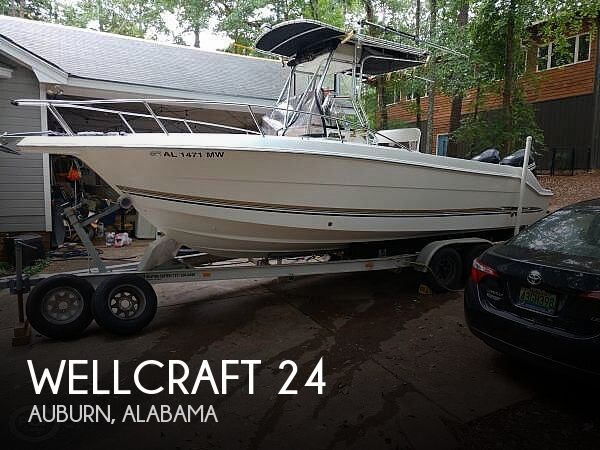 2003 Wellcraft 24