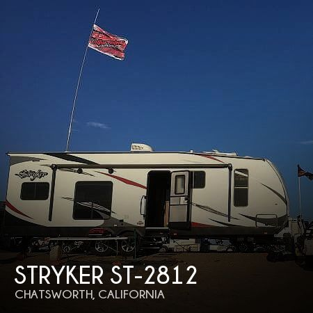 2016 Cruiser RV Stryker 28