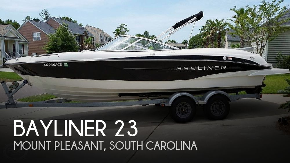 Used Bayliner 23 Boats For Sale by owner | 2011 Bayliner 23