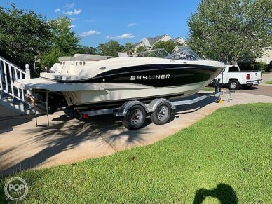 Bayliner 235 BR, 22', for sale - $31,000